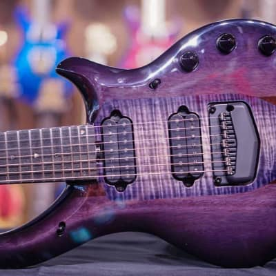 Music Man John Petrucci Majesty Monarchy 7 In Black Knight for sale