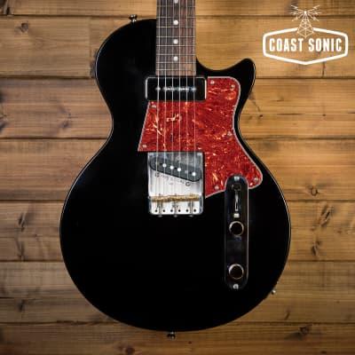 "Fano Guitars SP6 Standard ""bull black"""