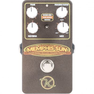 Keeley Memphis Sun Reverb / Echo / Double-Tracker*Made in USA*Demomodell*Showroom