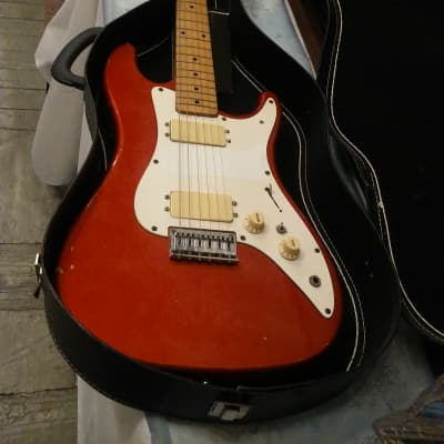 Vintage Mako TB-2 Electric Guitar and Case for sale