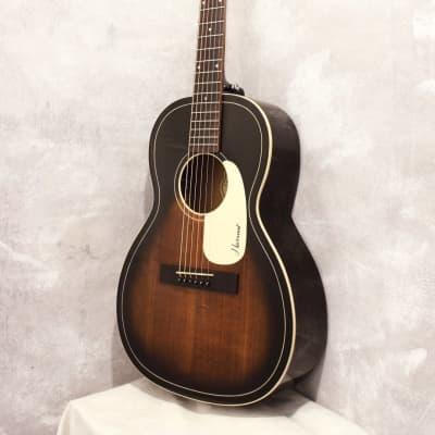 Silvertone Hartwood 604E/AVS Parlour Acoustic/Electric Sunburst 2020 for sale