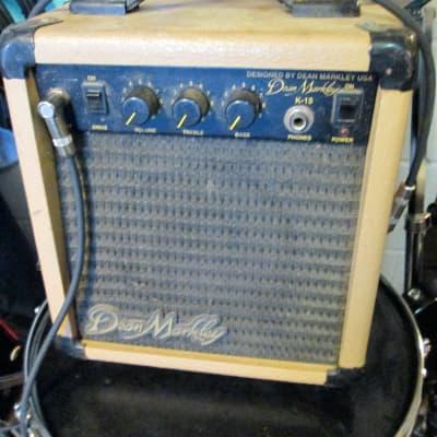 Dean Markley Practice Amp Guitar Amplifier for sale
