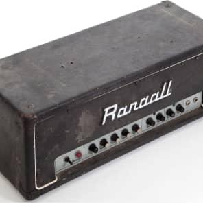 Randall RG80ES 2-Channel 100-Watt Solid State Guitar Amp Head