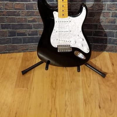 USA Fender Eric Clapton/David Gilmour Custom Stratocaster Black