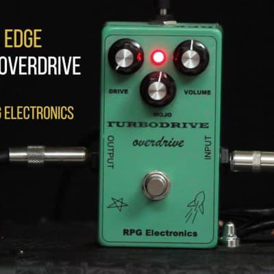 Raezers Edge TurboDrive Overdrive Pedal