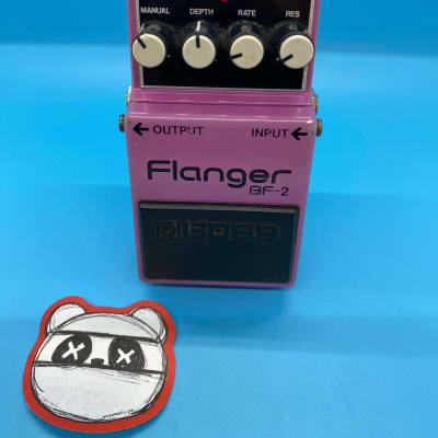 Boss BF-2 Flanger | Rare Green Label | Fast Shipping!