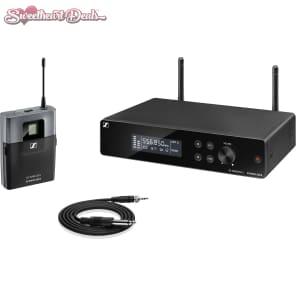 Sennheiser XSW 2-CL1-A Wireless Dual Guitar System - A Band (548-572 MHz)