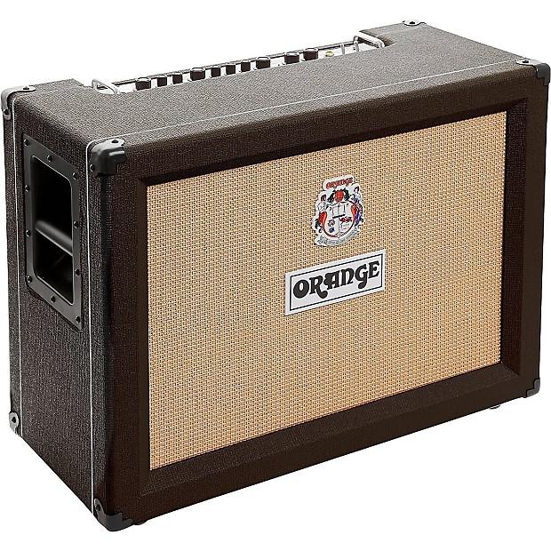 orange amplifiers crush pro cr120c 120w 2x12 guitar combo amp reverb. Black Bedroom Furniture Sets. Home Design Ideas