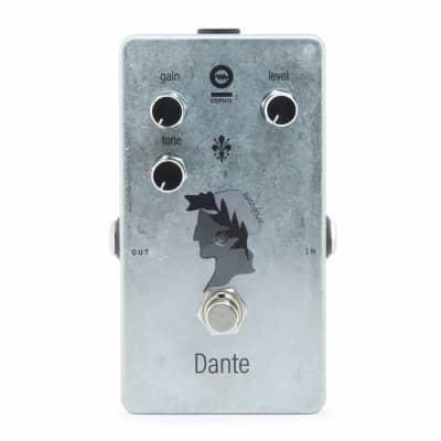 Dophix DX-04 Dante True Bypass Overdrive Guitar Effects Pedal