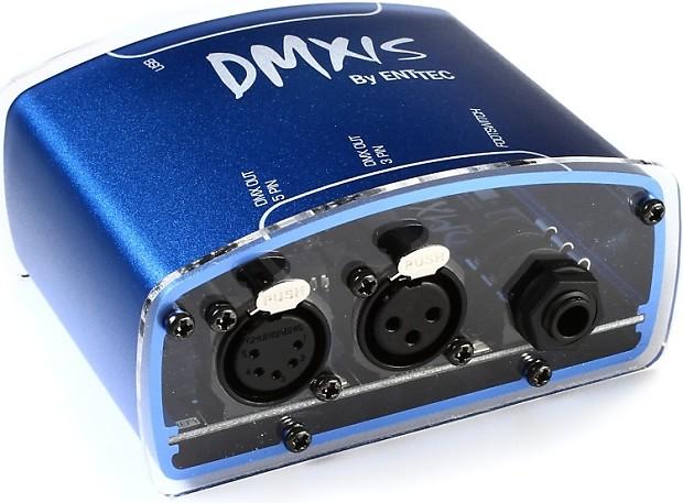Onwijs ENTTEC DMXIS 512-Ch USB DMX Interface | GearNuts | Reverb VD-71
