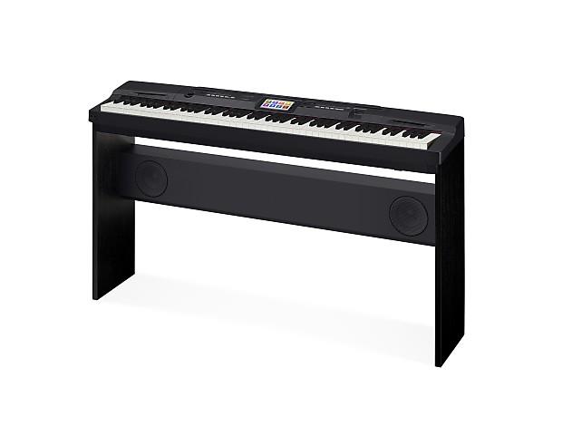 casio cgp 700 compact grand digital piano black w reverb. Black Bedroom Furniture Sets. Home Design Ideas