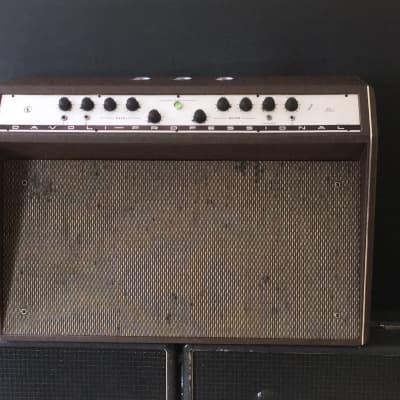 Davoli  Professional  1963 Brown for sale