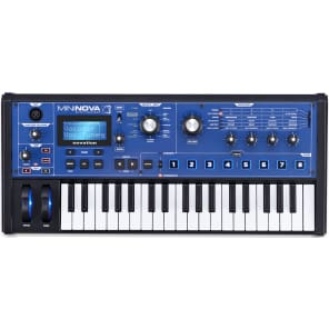Novation Mininova Compact Studio USB/MIDI Synthesizer