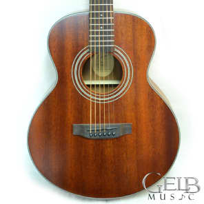 Bristol BF-15 Folk Body Acoustic Guitar in Natural - BF-15 for sale