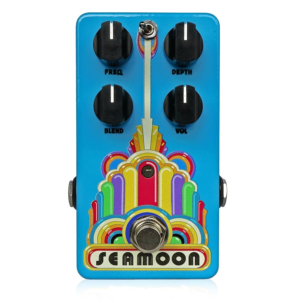 Seamoon Funk Machine Bass Envelope Filter *NEW Product!