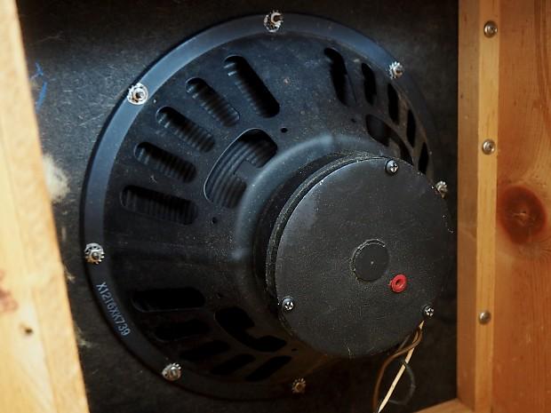 Fender cabinet thumb screw Piggyback