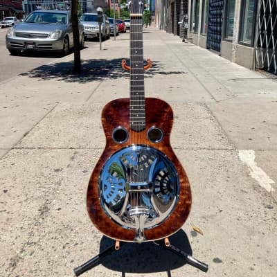 Rayco Resophonic Square Neck Resonator Acoustic W/ Hard Case 2014 for sale