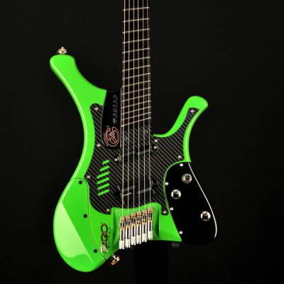 Marconi Lab super ego 6 ninja green for sale