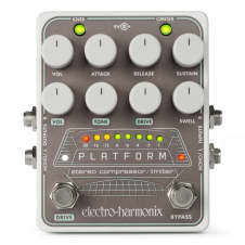 Electro Harmonix Platform Stereo Compressor Limiter Pedal