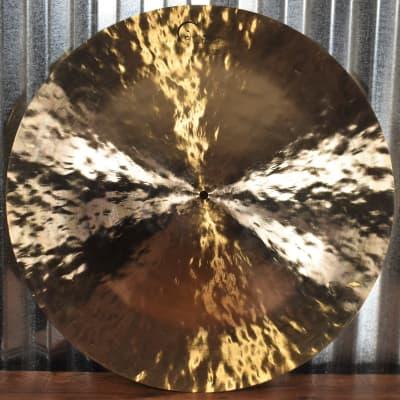 """Dream Cymbals PANG22 Hand Forged & Hammered 22"""" Pang China Cymbal Demo"""