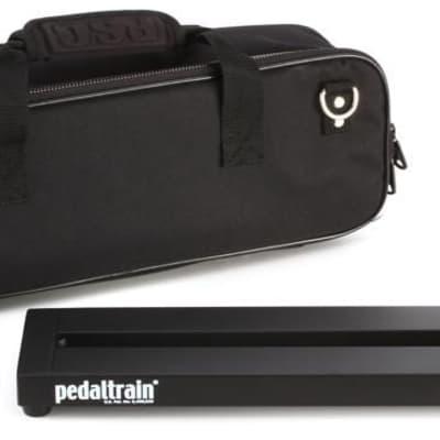 Pedaltrain Nano+ Pedal Board  W/ Soft case Open Box