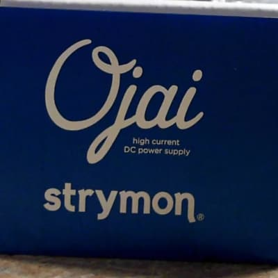 Strymon Ojai 5-Output Compact High Current DC Power Supply