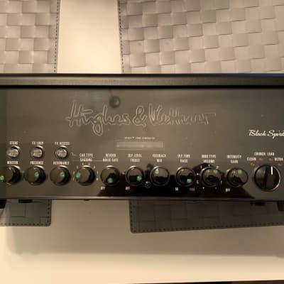 Hughes & Kettner Black Spirit 200 4-Channel 200-Watt Guitar Head