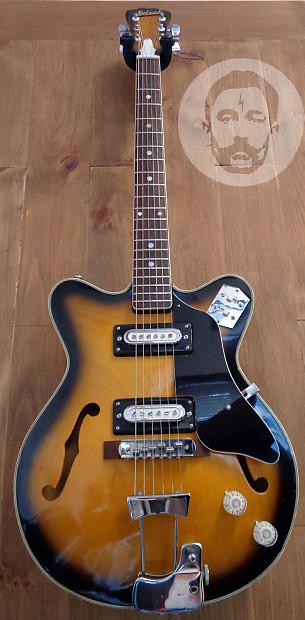 ideal hollow body 339 electric guitar mij reverb. Black Bedroom Furniture Sets. Home Design Ideas