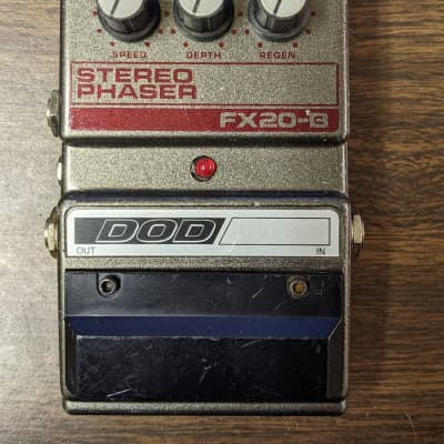 DOD Stereo Phaser FX20-B for sale