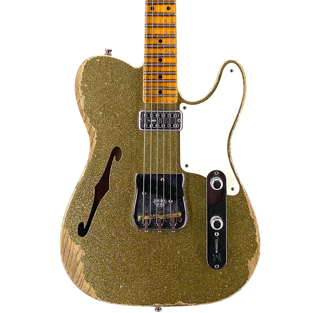 Fender Custom Shop Limited Edition Heavy Relic Telecaster Caballo Tono Ligero