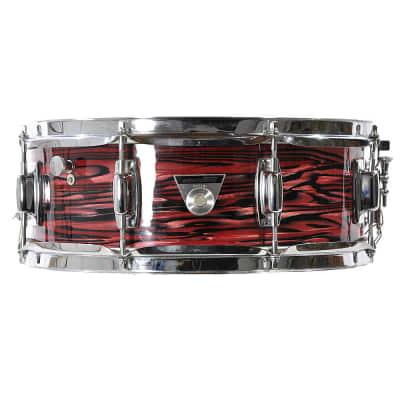 "Ludwig S-100 Standard Series 5x14"" 8-Lug Wood Snare Drum 1969 - 1974"