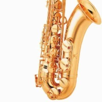 Avalon AVA35L Bb Tenor saxophone gold lacquer, case & mouthpiece