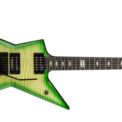Dean Stealth Floyd FM - Dime Slime Electric Guitar w/Case STHF DS for sale