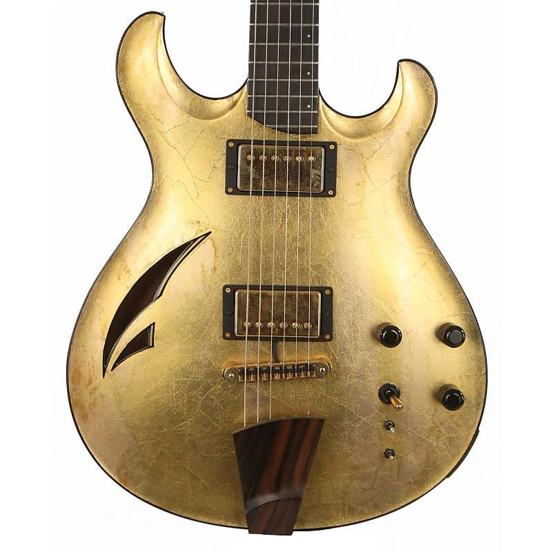 Artinger Custom Gold Leaf Top