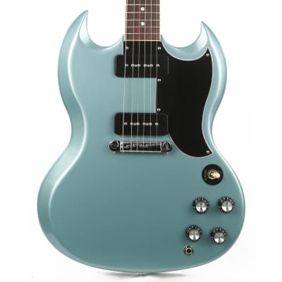 Gibson SG Special Faded Pelham Blue for sale