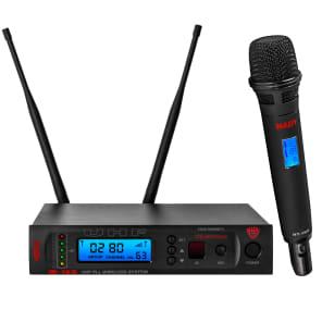 Nady W-1KU HT True Diversity 1000-Channel Handheld Wireless Microphone System