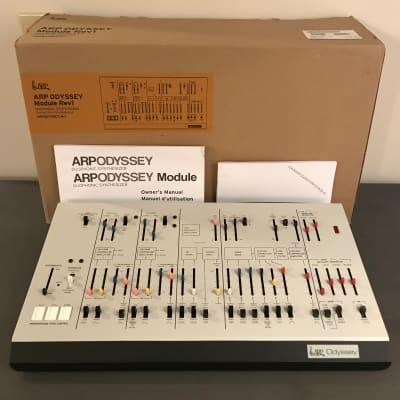 Korg Arp Odyssey Module Rev 1
