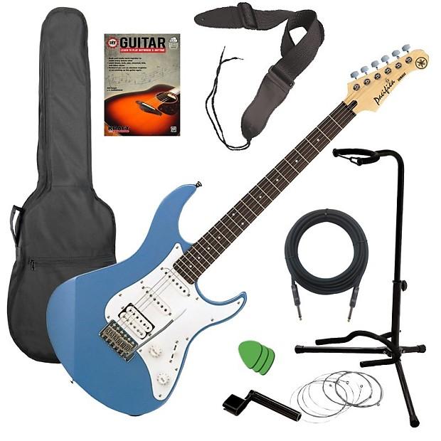 yamaha pacifica pac112j electric guitar lake blue guitar reverb. Black Bedroom Furniture Sets. Home Design Ideas