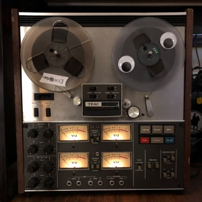 TEAC A-2340SX 4-Track Reel to Reel 1970s