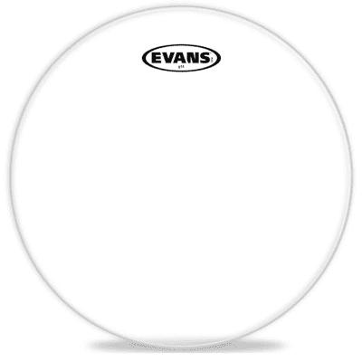 """Evans TT06G14 G14 Clear Drum Head - 6"""""""