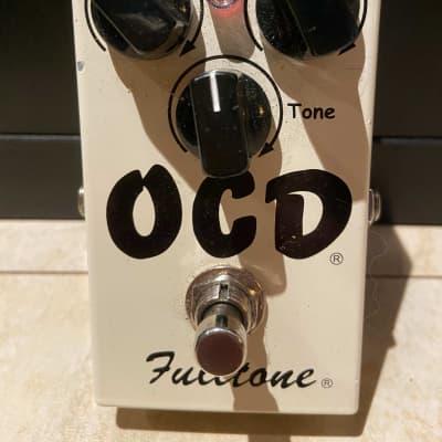 Fulltone OCD V1 Series 4 Obsessive Compulsive Drive Pedal