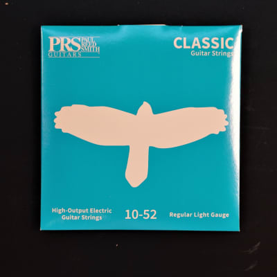 PRS Classic Light Top Heavy Bottom Guitar Strings 10-52