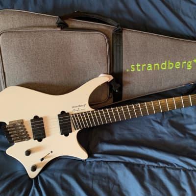 Strandberg Boden Metal 6 Pearl White for sale