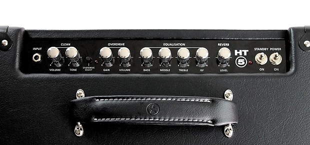 blackstar ht5r ht series h5 1r 1w 1x12 tube guitar combo reverb. Black Bedroom Furniture Sets. Home Design Ideas
