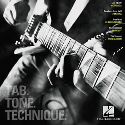 Hal Leonard 25 Top Metal Songs