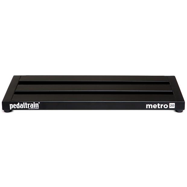 Pedaltrain Pt M20 Sc Metro 20 Pedalboard With Soft Case