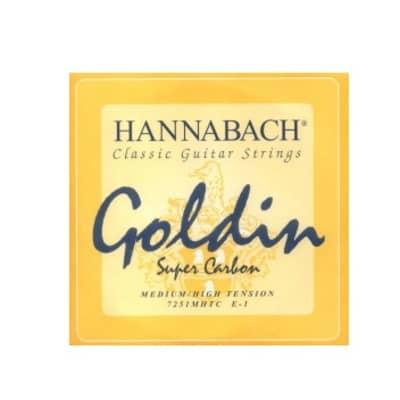 Hannabach Goldin 7253MHTC 3rd