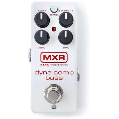 MXR M282 Dyna Comp Mini Bass Compressor