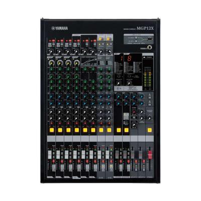Yamaha MGP12X 12-Channel Premium Mixing Console.DJ Bands
