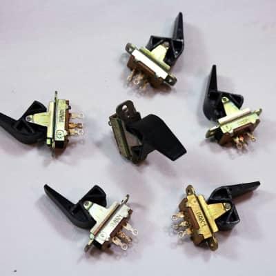 Formanta Polivoks Switches (5pc.) Black